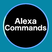Commands for Alexa Echo App
