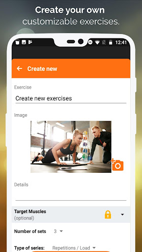 Download Gym WP - Dumbbell, Barbell and Supersets Workouts