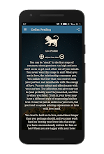 Leo Horoscope screenshot thumbnail