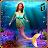 Cute Mermaid Simulator 3D logo