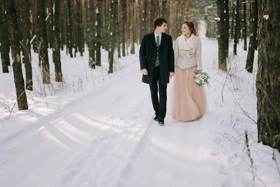 Wedding photographer Natalya Prostakova (prostakova). Photo of 01.04.2018