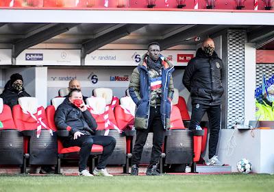 """Mbaye Leye après le partage contre l'Antwerp : """"Obligatoire de faire la faute nécessaire"""""""