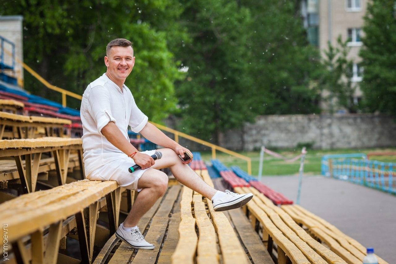 Сергей Игуменцев в Ростове-на-Дону