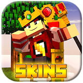 Kings Skins for Minecraft Pocket Edition ( MCPE )