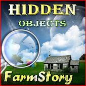 Hidden Objects Farm Story