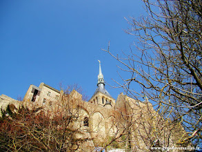 Photo: #021-Le Mont Saint-Michel