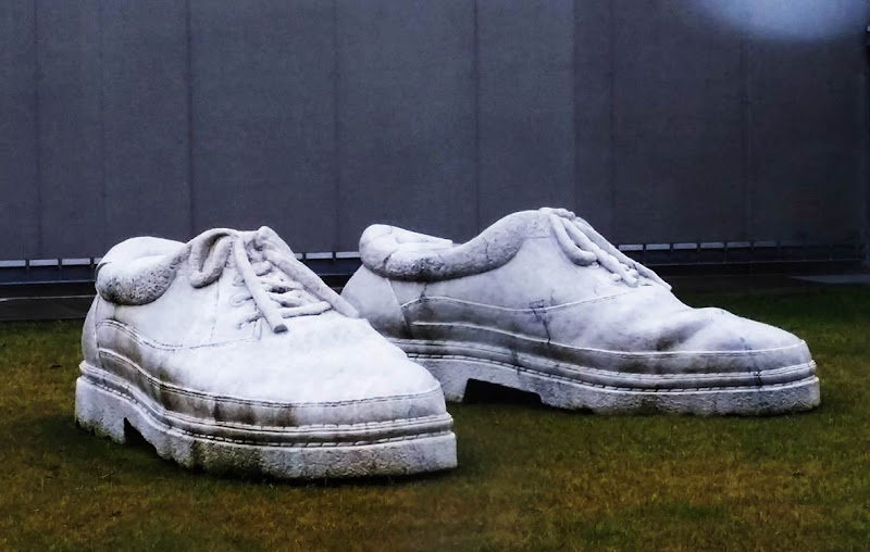 "Sneaker ""di peso""... di david_debe"