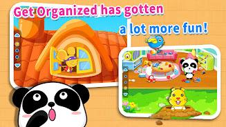 دانلود Baby Panda Gets Organized اندروید