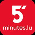 RTL 5minutes.lu icon