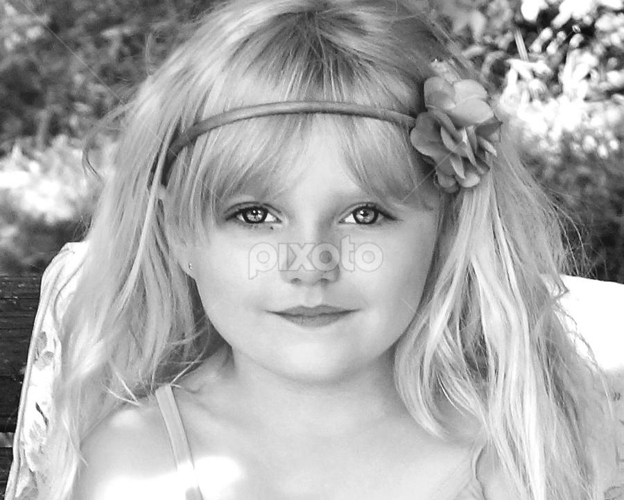 The Look B&W by Cheryl Korotky - Black & White Portraits & People