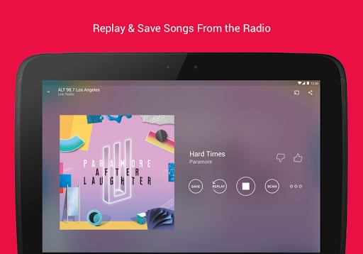 iHeartRadio - Free Music, Radio & Podcasts  screenshots 9