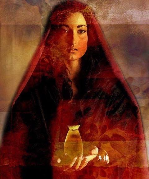 EVENEMENT : In de voetsporen van Maria Magdalena