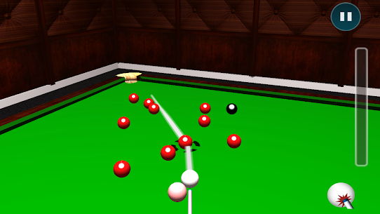 Snooker Professional 3D : The Real Snooker 1.9 APK + MOD (Unlocked) 2