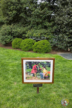 Photo: Maison Blanche Garden Tour