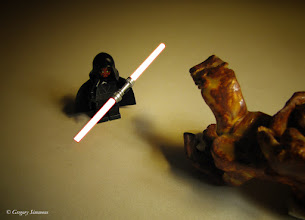 Photo: March 3, 2012 - Darth Maul versus Clay Monster #creative366project curated by +Jeff Suever and +Takahiro Yamamoto
