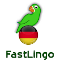 Learn German from scratch full icon
