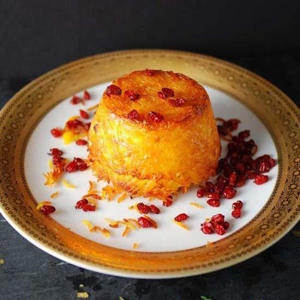 Learn How To Make Tachin From The Unmanly Chef Recipe