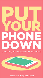 Put Your Phone Down- screenshot thumbnail
