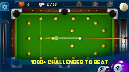 Billiards Nation MOD (Unlimited Fouls) 1