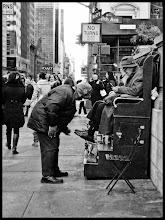 Photo: 42nd Street & Fifth Avenue #streetphotography