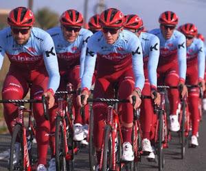 Katusha en Arkéa worden volgend jaar een grote WorldTour ploeg