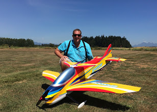 Photo: Darren Bowman and his new BJ Craft Episode