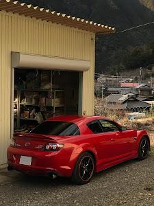 RX-8 SE3P Type RSのタイヤのカスタム事例画像 たれぱんださんの2019年01月09日00:53の投稿
