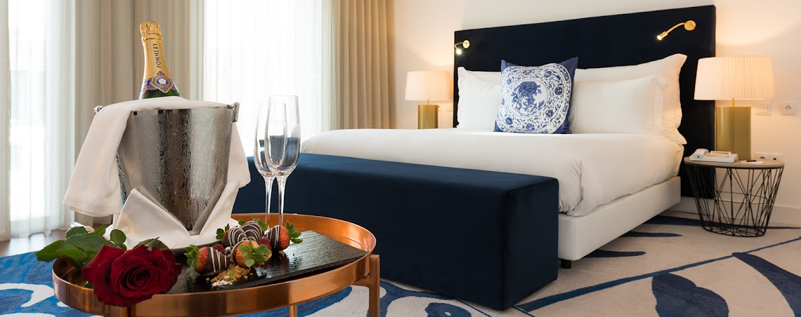 NAU Hotels & Resorts com São Valentim de apaixonantes experiências