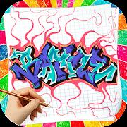 Draw Graffiti  Icon