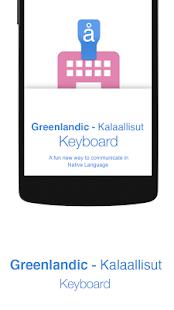 Grenland Keyboard - náhled