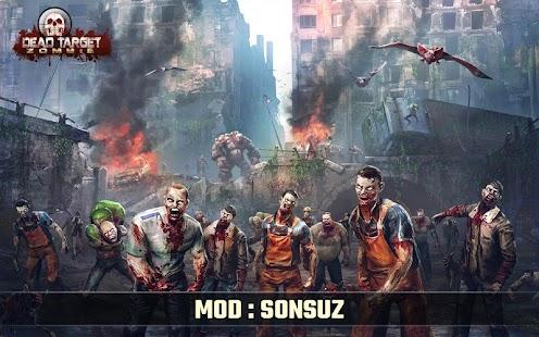 DEAD TARGET: Zombie google play ile ilgili görsel sonucu