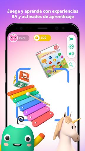 PleIQ - Recurso Educativo con Realidad Aumentada 3.5 screenshots 2