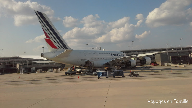Dulles - Air France