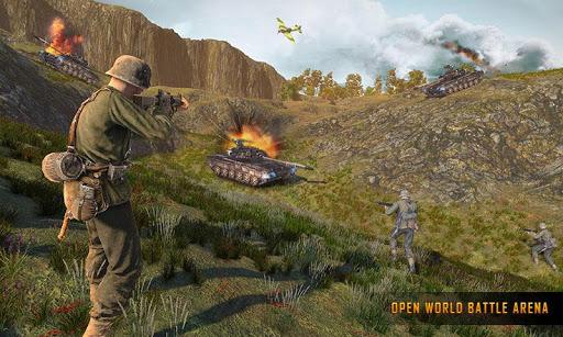 WW2 US Army Commando Survival Battlegrounds 2.1 Screenshots 6