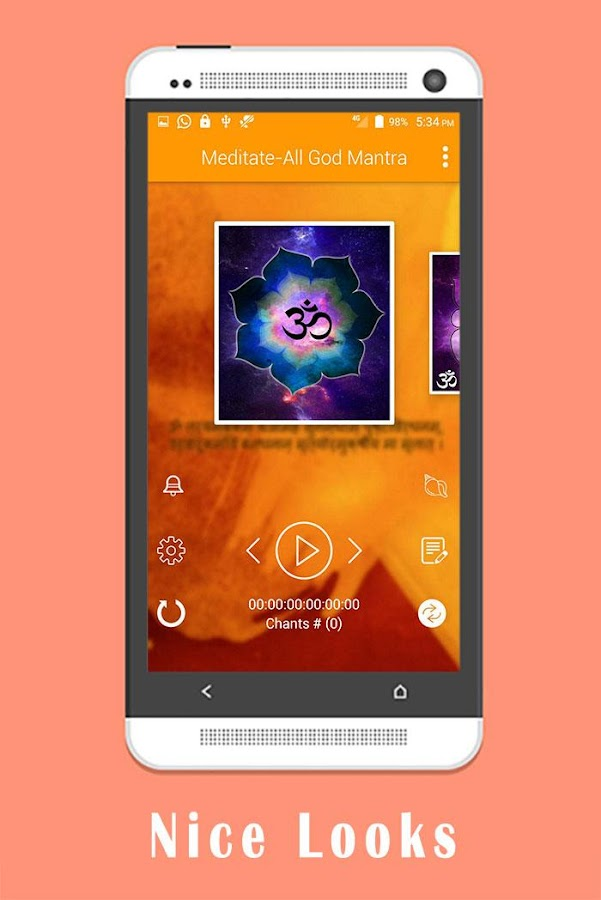 Meditation Mantra Music-All God Morning Mantra- screenshot