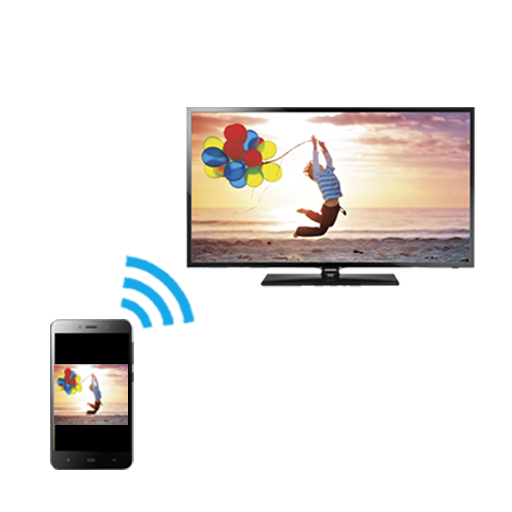 Screen Mirr.. file APK for Gaming PC/PS3/PS4 Smart TV
