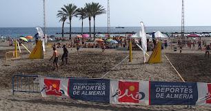 Los Juegos Deportivos Municipales se trasladan a la arena.