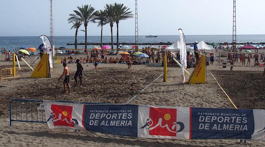 Los Juegos Deportivos Municipales se trasladan a la arena