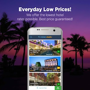 Mister Aladin - Hotel Booking- screenshot thumbnail