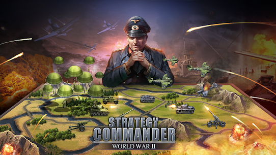 WW2: Strategy Commander Conquer Frontline MOD (Unlimited Money/Stars) 1