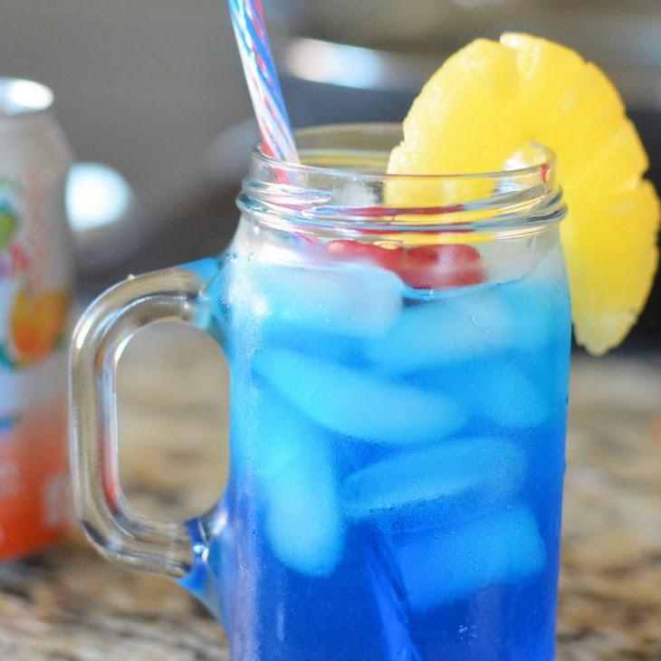 The Mandarin Malibu Blue