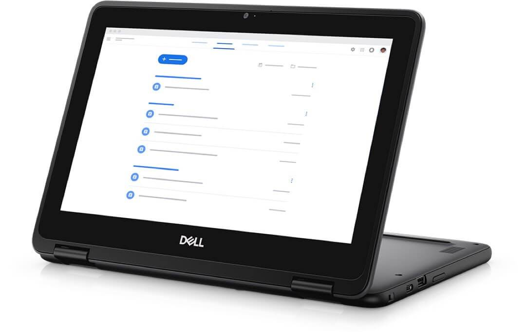 Chromebook Dell