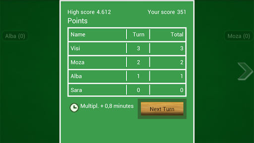 Murlan 2.0.13 screenshots 5