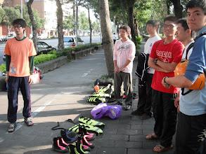 Photo: 右手邊的學員真是年輕啊
