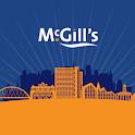 McGill's Buses - Logo