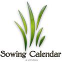 Sowing Calendar - Gardening icon