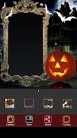 Screenshot of Free Halloween Frames
