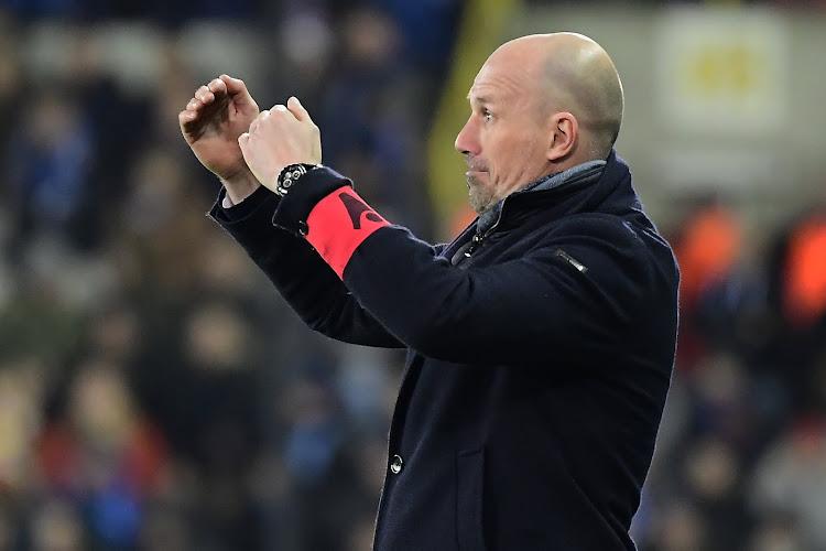 """Philippe Clement satisfait : """" Nous n'avions jamais été aussi dominants cette saison"""""""