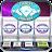 Free Triple Double Diamond Pay Icône