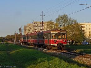 Photo: EN57-1235, Kołobrzeg - Koszalin {szlak Ustronie Morskie - Kołobrzeg; 2015-05-02}